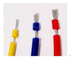 High Voltage Silicone Rubber Insulated Cable