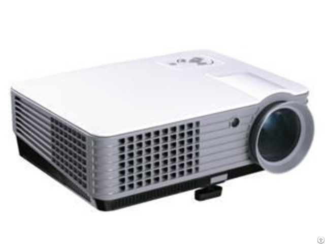 Yi 801 Hd Projector With Dvbt Usb For Home Cinema