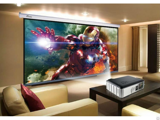 Yi 806 Hd 720p Projector For Home Theater