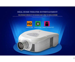 Yi 807 Competitive Hd Projector For Home Cinema