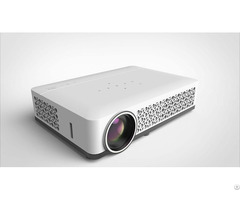 Yi 1000 Dlp Mini Projector With Wifi And 3d Function