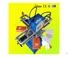 3color Rapid Screen Printing Machine For T Shirts And Socks