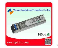Sfp Duplex Lc 2 5g 850nm 300m Fiber Optic Transceiver Module