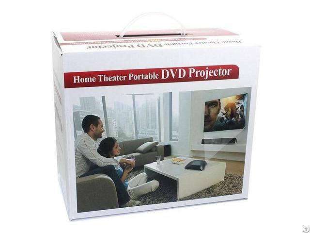 Yi 368b Portable Dvd Projector