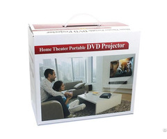 Yi 368b Portable Dvd Projector