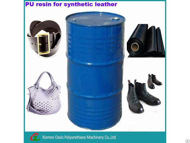 Pu Resin For Synthetic Leather