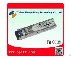 Sfp Duplex Lc 1 25g 850nm 550m Fiber Optic Transceiver Module