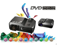 Yi 538 Portable Dvd Projector