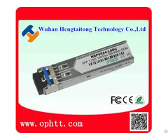 Sfp Duplex Lc 1 25g 1550nm 80km Fiber Optic Transceiver Module