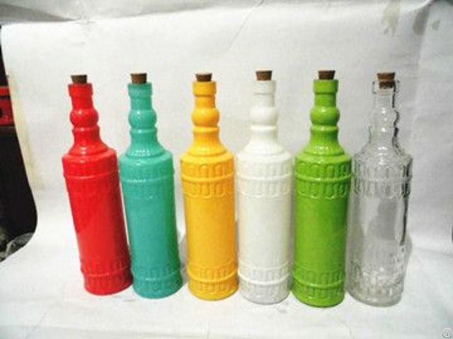1l Hermetic Glass Bottles