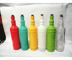 1l Hermetic Glass Bottles