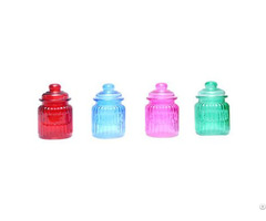 Small Glass Condiment Bottles