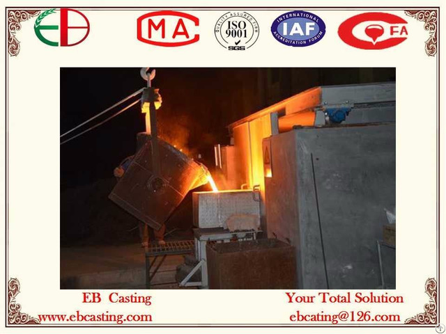 Eb13057 Centrifugal Pouring Process