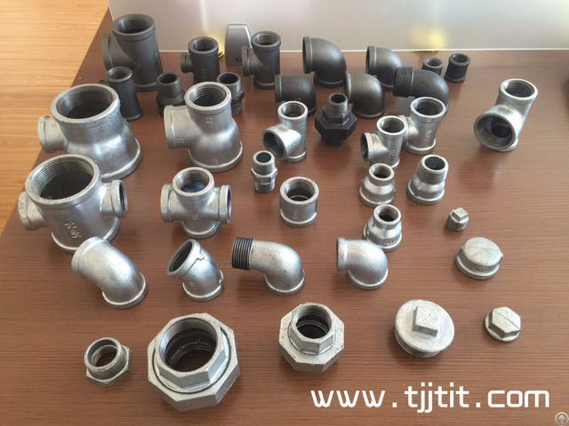 China High Qualitymalleable Iron Pipe Fittings