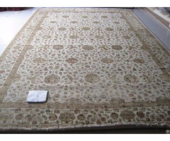 Hand Knotted Wool Carpet Persian Rug