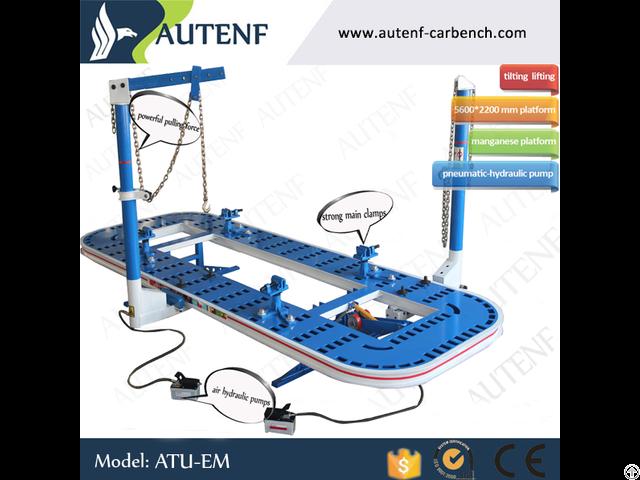 Atu Em6 Used Frame Machine