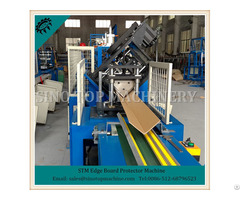 Paper Edge Board Machine Corner Protector