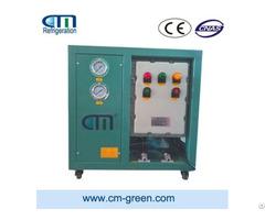 Cmep 6000 Anti Explosive Refrigerant Recovery Machine