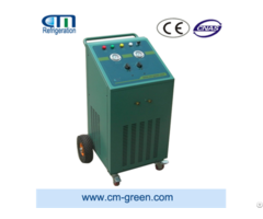 Cm7000 Refrigerant Recovery Machine For Screw Units