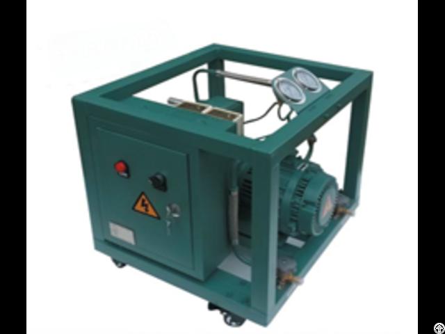 Cmr123 Low Pressure Refrigerant Recovery Vacuum Machine