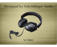 Active Noise Cancellation Stereo Headphones