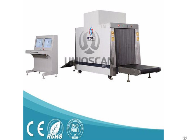Security X Ray Baggage Scanner Used For Airport