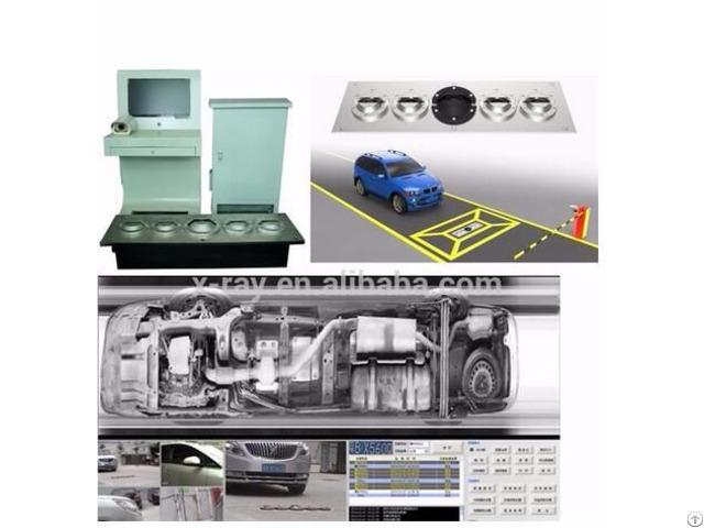 Under Vehicle Surveillance System Uv300 F