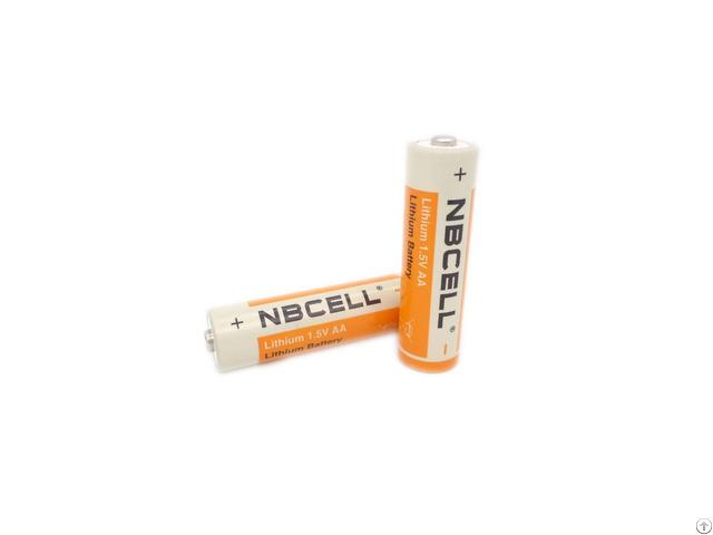 Lithium 1 5v Aa 2900mah Li Fes2 Battery