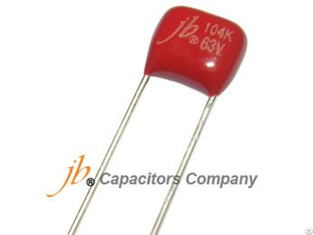 Jfe Mini Metallized Polyester Film Capacitor