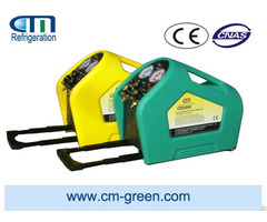 Refrigerant Recovery Machine Cm2000