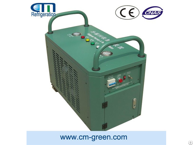 Commercial Refrigerant Recovery Machine
