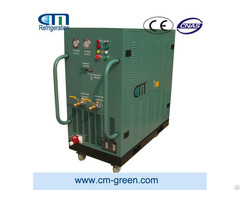Industrial Refrigerant Recovery Machine