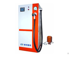 Production Line Refrigerant Charging Machine Cm86