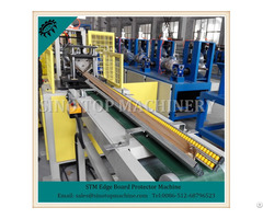 Kraft Paper Corner Edge Board Machine