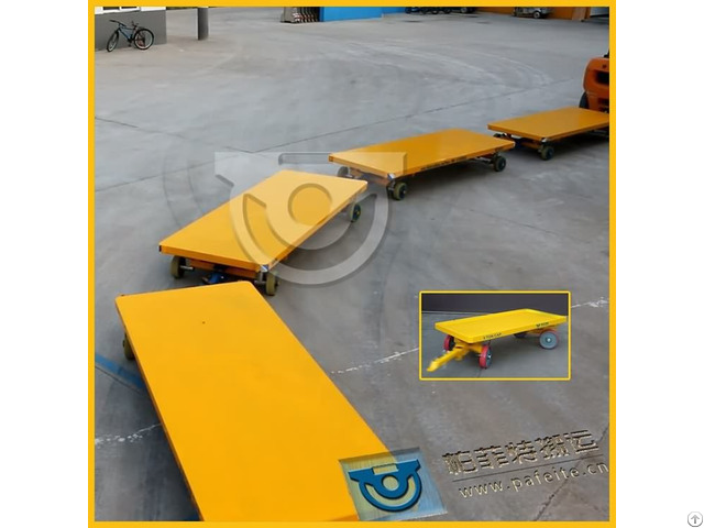 Trackless Tow Trolley