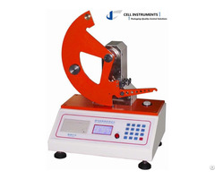 Paper And Board Tearing Tester