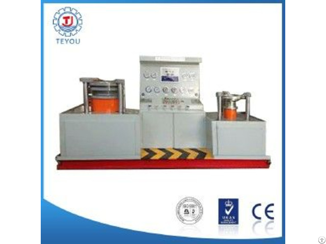 Safety Jld Type Valve Test Bench