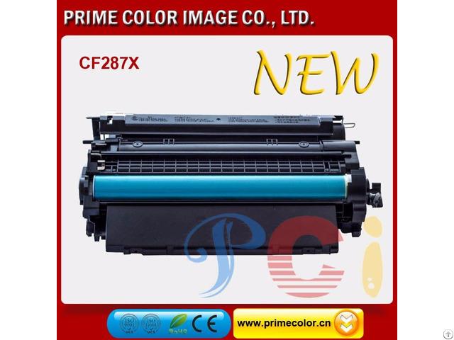 New Product Black Toner Cartridge Cf287x 87x Cf287