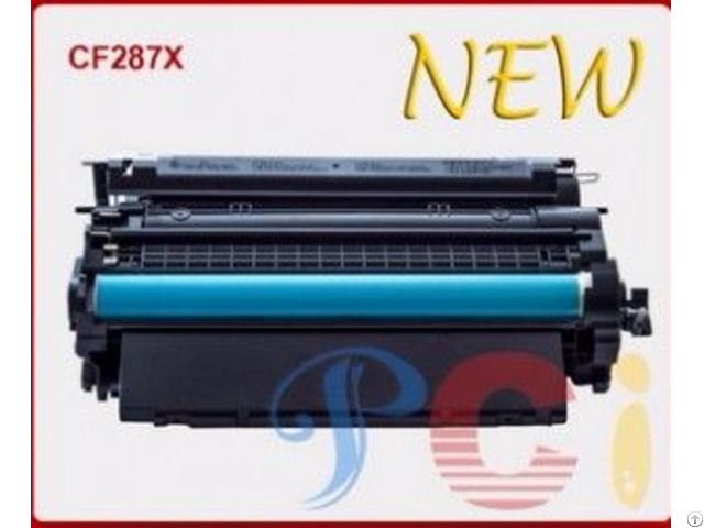 New Product Black Toner Cartridge Cf287x