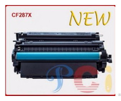New Product Black Toner Cartridge Cf287x