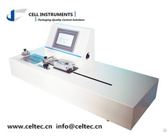 Hot Seal Strength Tester
