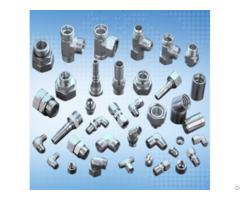 Hydraulic Fitting Ferrule Flange And Hose Fittings