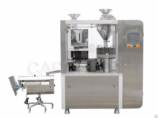 Automatic Capsule Filling Machine Njp 3000d