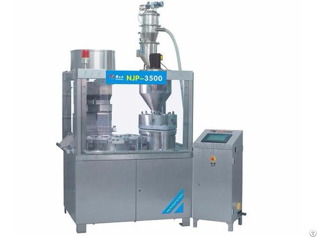 Njp 3500c Fully Automatic Capsule Machines