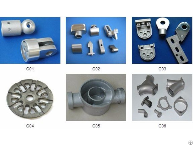 Casting And Assemblies