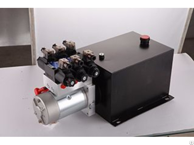 Dc Hydraulic Power Pack Units