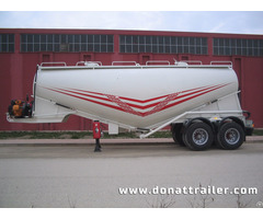 Cement Trailer New