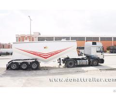 Cement Trailer Dry Bulk