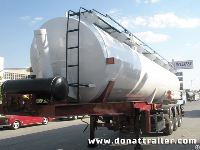 Cement Trailer Tipper Tank