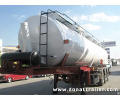 Cement Trailer Tipper Tank